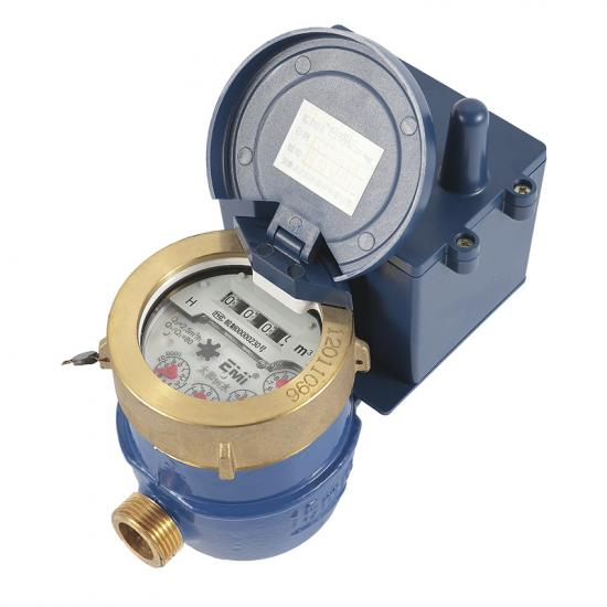 photoelectric water meter
