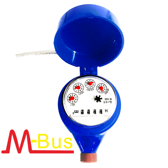 meter air ambus amr